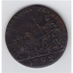 World Coins - Barbados