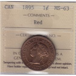 1895 One Cent