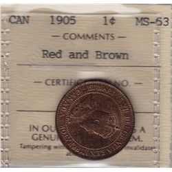 1905 One Cent
