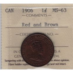 1906 One Cent