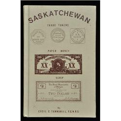 Saskatchewan Numismatica by Cecil Tannahill