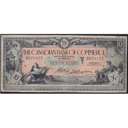 1917CanadianBankofCommerce$10