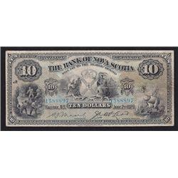 1929 Bank of Nova Scotia $10