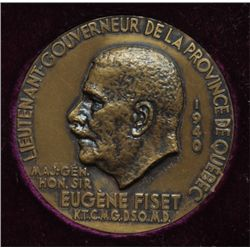 Lieutenant Governor Eugene Fiset Medal
