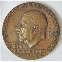 Lieutenant Governor Fiset Medal
