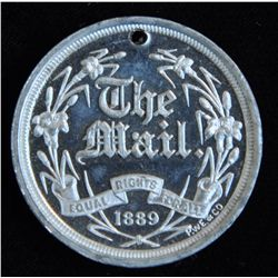 1889 The Mail Leroux 1562