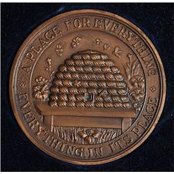 1930 Montreal City and District Savings Bank Medal