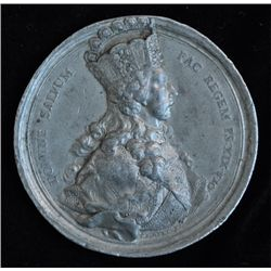 1764 Austria - Coronation of Joseph II
