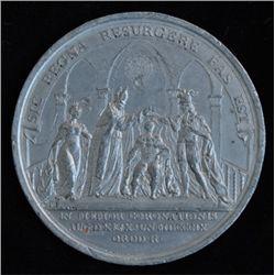 1809 Sweden - Coronation of Karl XIII