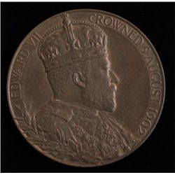1902 Great Britain Coronation Medal