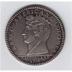 1796 Franco-Americana Colonia