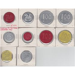 United States Tokens
