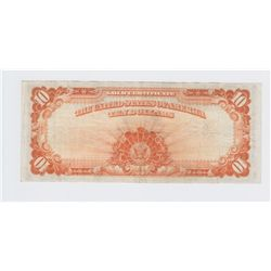 1922 USA GOLD CERTIFICATE $20