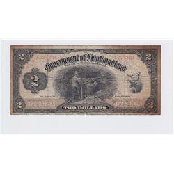 1920 Newfoundland $2