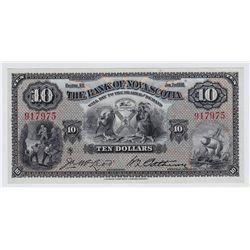 1935 Bank of Nova Scotia $10