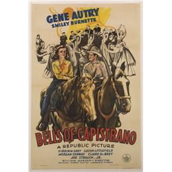 Bells of Capistrano One-Sheet Poster