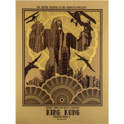 King Kong Promotional Poster