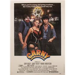 Carny 30 x 40 Poster