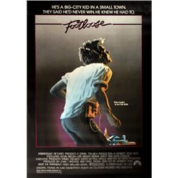 "Footloose 40"" x 60"" poster"