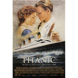 Titanic Signed Poster