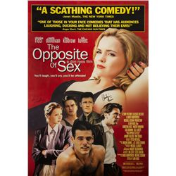 The Opposite of Sex Signed Poster