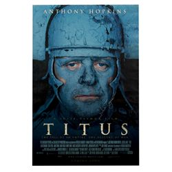 Titus Signed Poster
