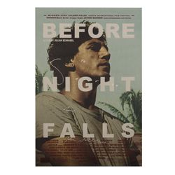 Before Night Falls Signed Poster