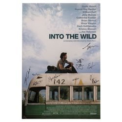 Into the Wild Signed Poster