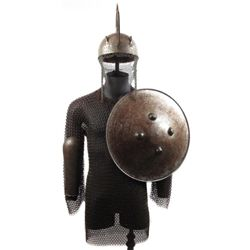 A PERSIAN SUIT OF ARMOR