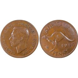 1940(p) K.G Penny PCGS MS62BN