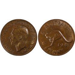 1941(p) K.G Penny PCGS MS63BN