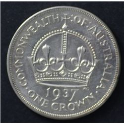 Crowns 1937 Uncirculated (2)
