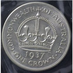 1937 Crown Choice Uncirculated, nice coin
