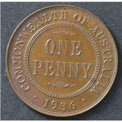 1936 Penny Choice Uncirculated