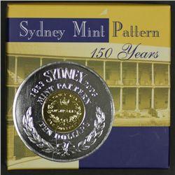 Sydney Mint Pattern $10 150 years of Mint