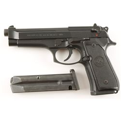 Beretta Mdl 92FS Cal 9mm SN: BER361870