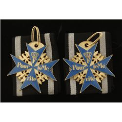 (2) Post War Imperial German WWI Decorations