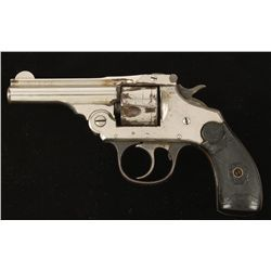 Iver Johnson Mdl Top Break Cal .32 SN: 42399