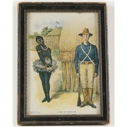 Spanish American Lithograph