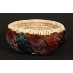 California Pomo Basket