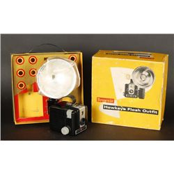 Kodak Hawkeye Brownie Camera Kit