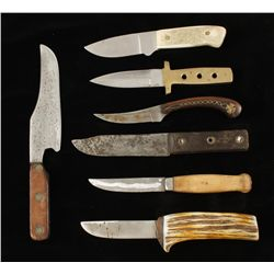 Lot of Various Contemporary and Older Knives