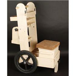Show Gun/ Shooters Cart