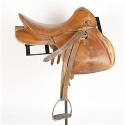 Phillips Officers Saddle