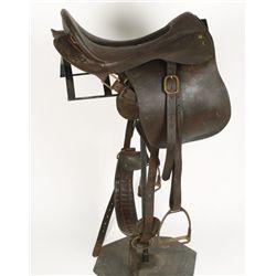 Whitman Pre WWI Saddle