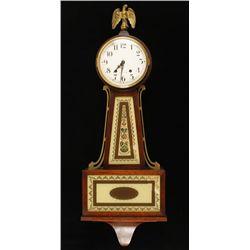 Seth Thomas Clock and Book