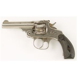 Smith & Wesson 4th Mdl DA Cal .32 SN: 152027