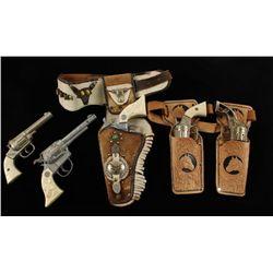 "Lot of (5) Vintage ""Ranger"" Cap Guns"