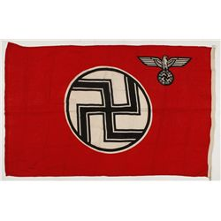 German WWII Government State Service Flag