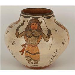 Zia Pueblo Pot